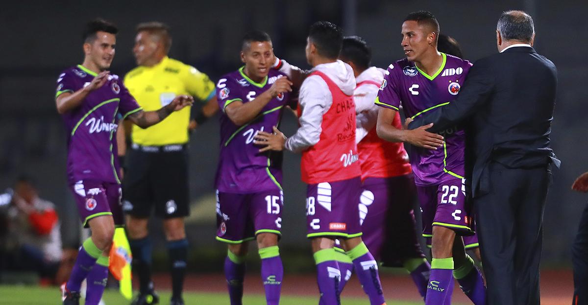 Veracruz venció a Atlas y Querétaro