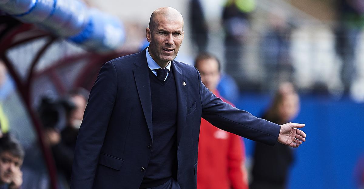 Zidane reemplazo Emery