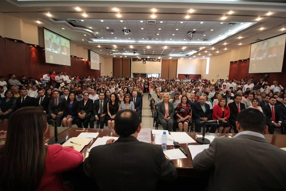 Sesión del la Diputación Permanente