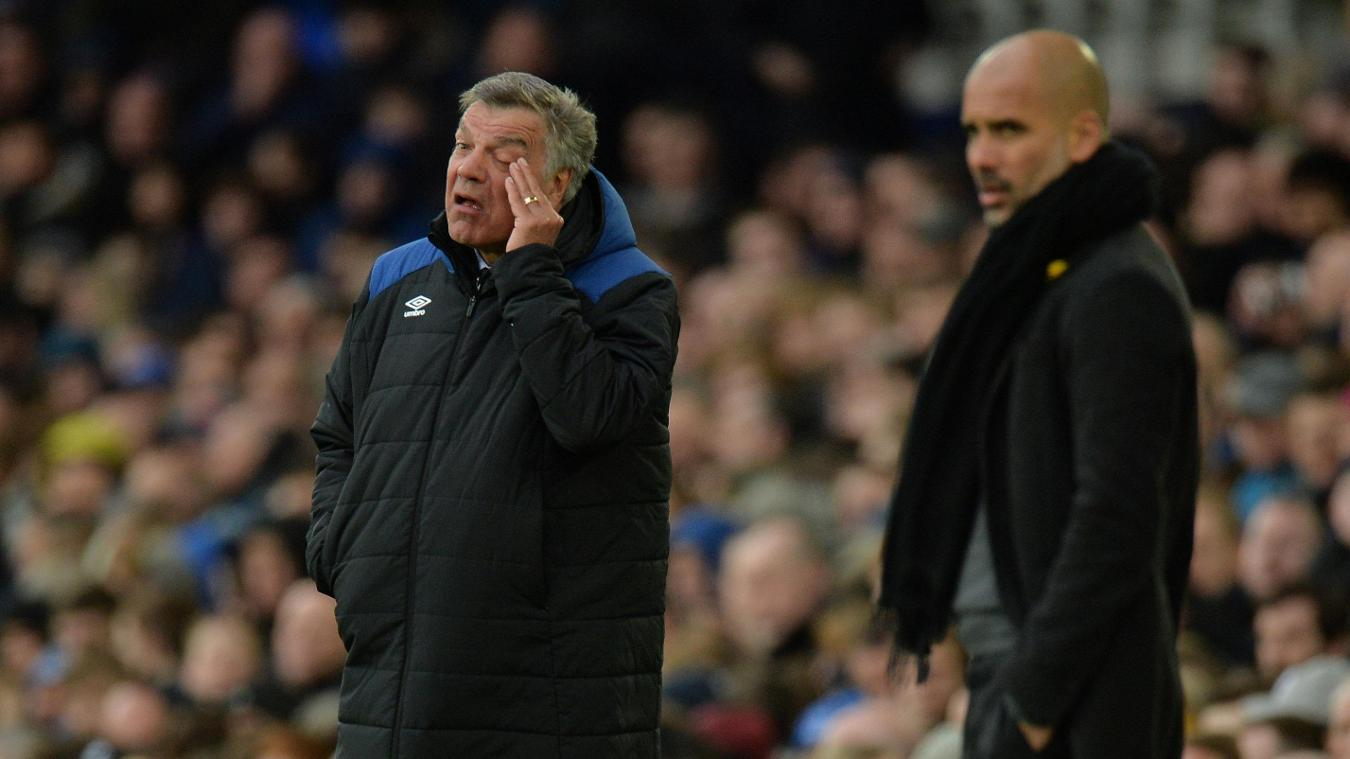 Sam-Allardyce-Pep-Guardiola-Manchester-City-Everton