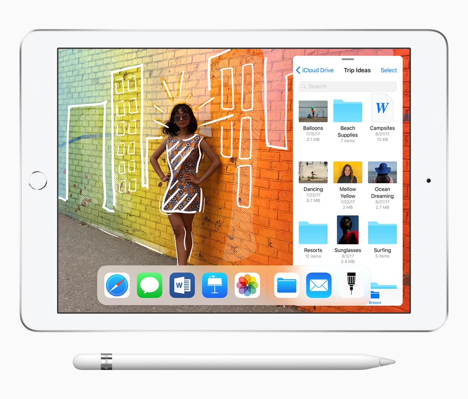 Apple crea nuevo iPad para estudiantes