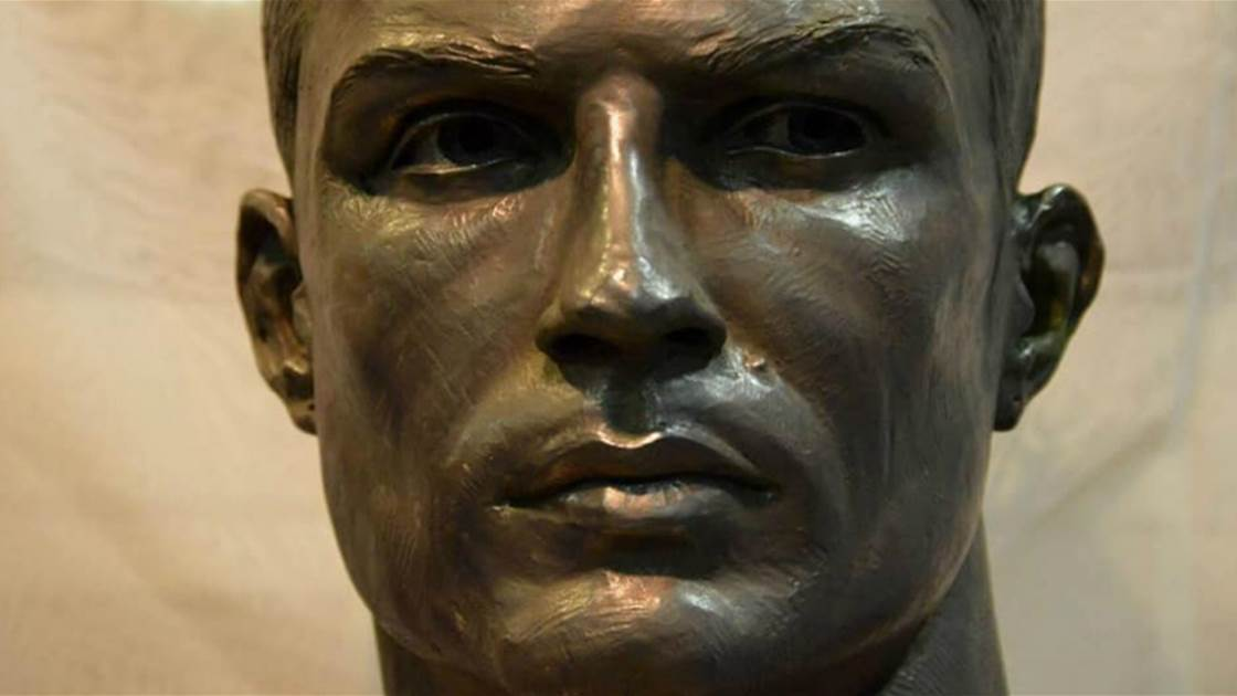 Busto-Cristiano-Ronaldo-Museo-Real-Madrid-Navarro
