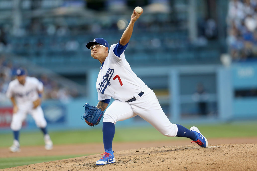 Julio-Urías-Los-Angeles-Dodgers-MLB