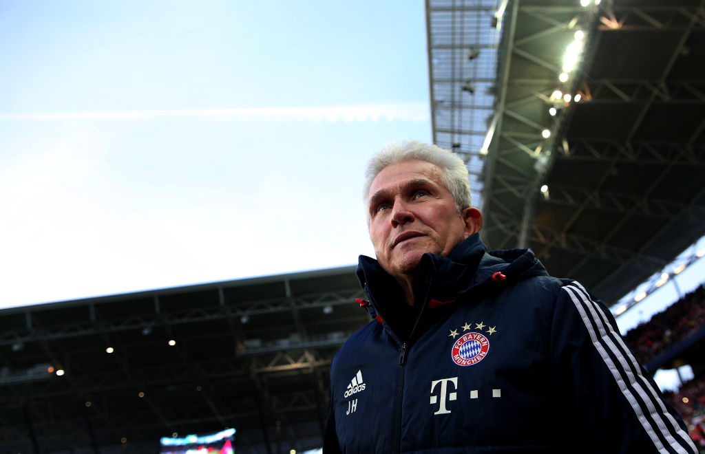 Jupp-Heynckes-Bayern-Munich-Bundesliga-Directo-Técnico