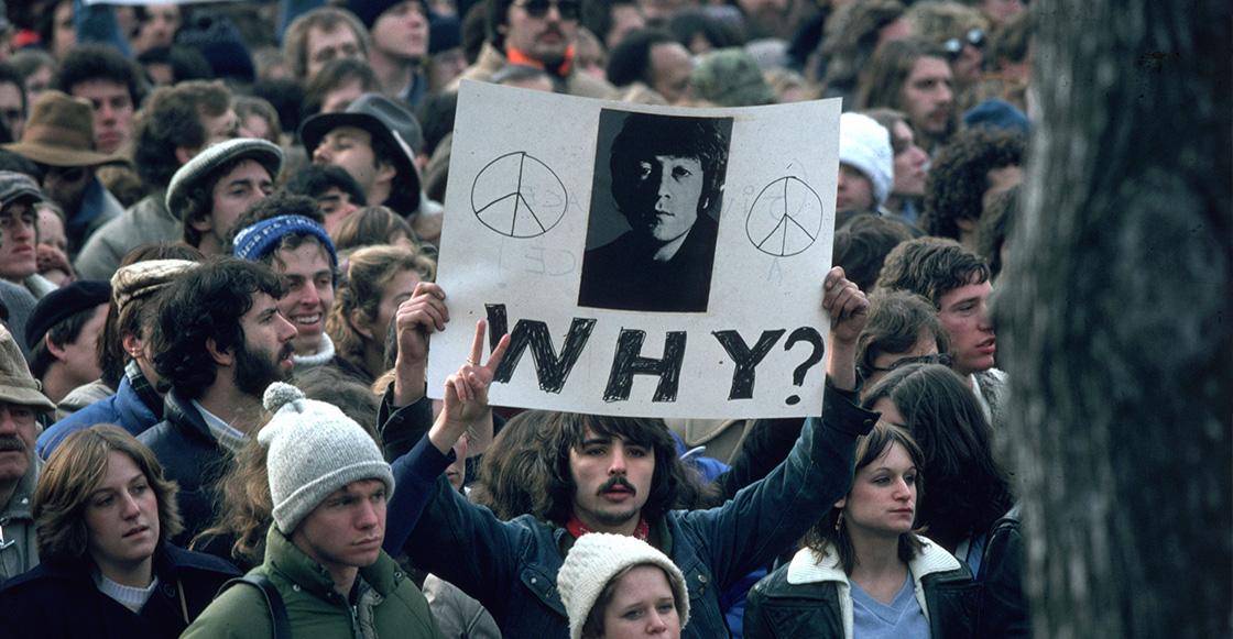 Paul McCartney recuerda a John Lennon en el March For Our Lives