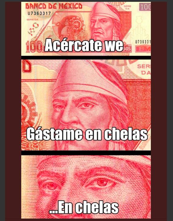 Meme de Regateamesta, la campaña de Grupo Modelo para no regatear a los artesanos mexicanos, pero sí a las chelas