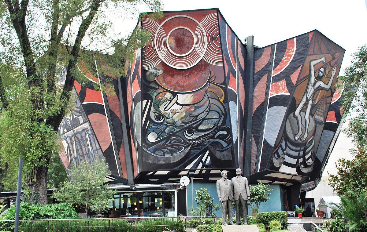Polyforum Siqueiros Ciudad de México