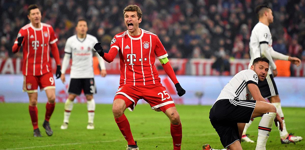 Bayern Múnich enfrentará al Sevilla