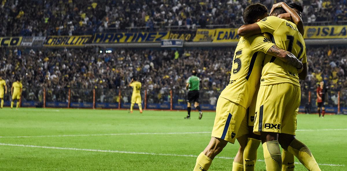 Boca Juniors líder 2018