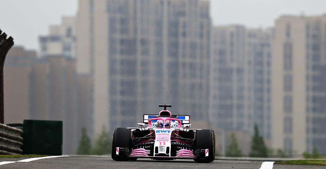Checo Perez Vettel F1 GP Chiba