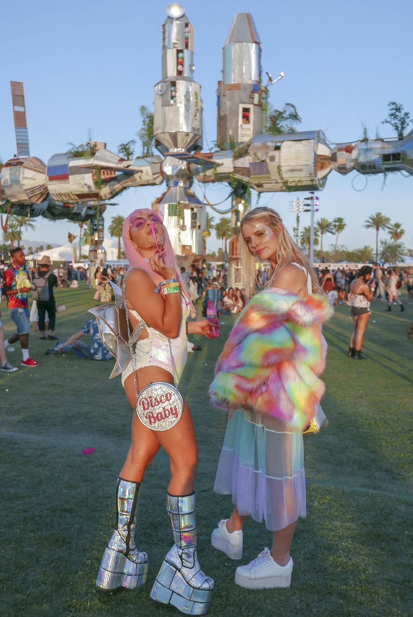 El color de Coachella 2018