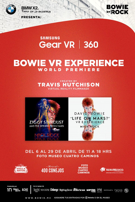 David Bowie en VR