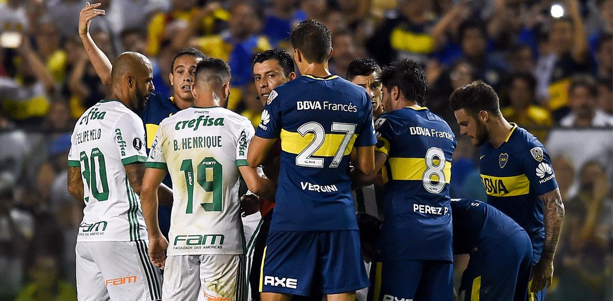 Extranjeros Boca Juniors
