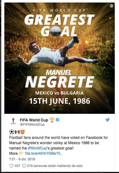 Negrete FIFA