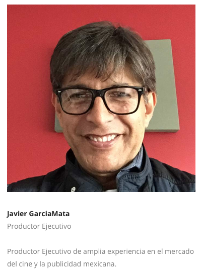 Gabriel García, productor de La División