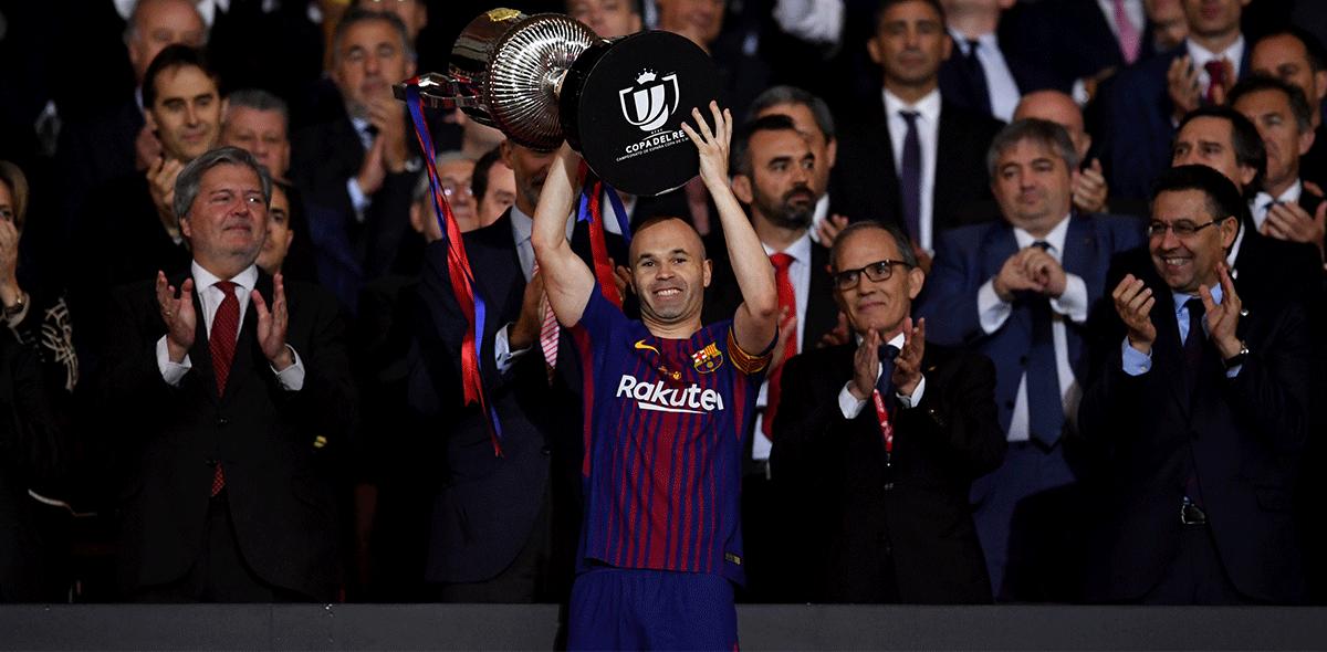 Iniesta Barcelona