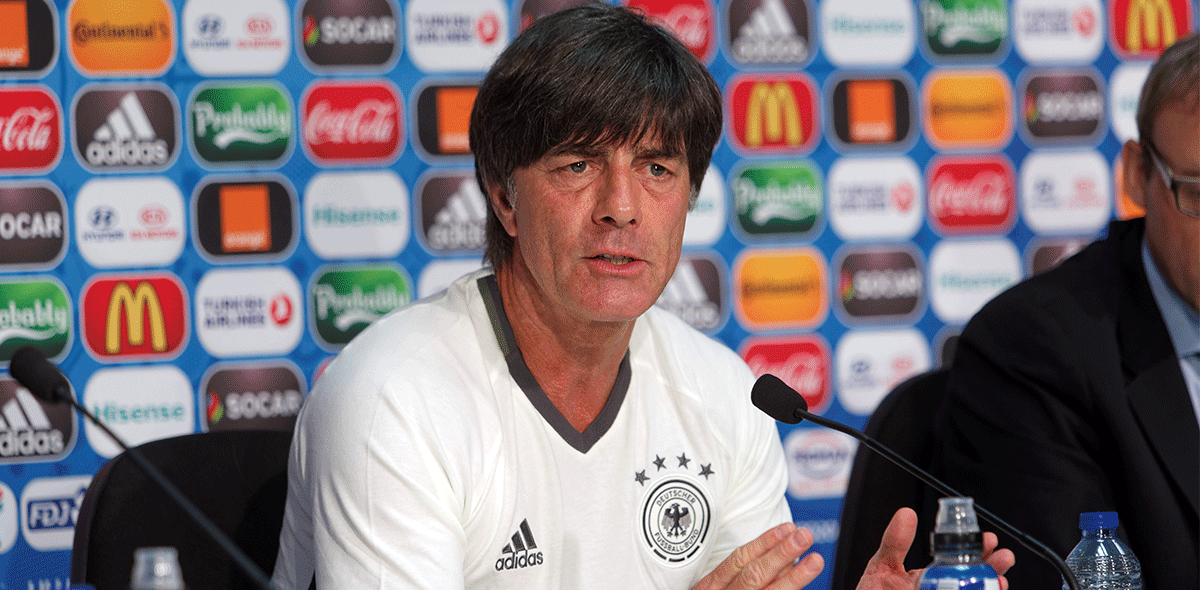Joachim Löw al PSG