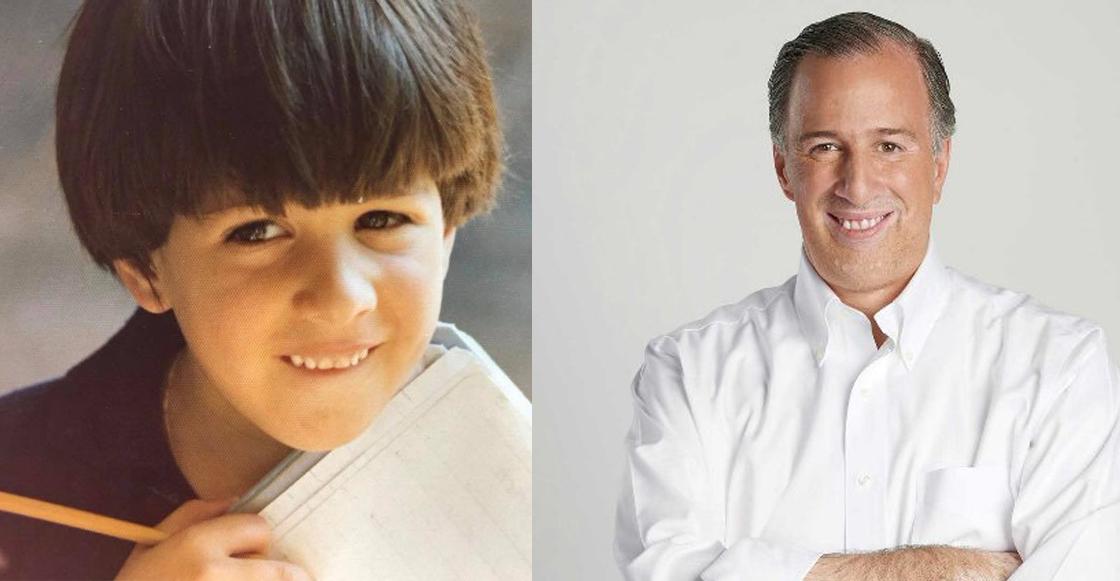 José Antonio Meade niño