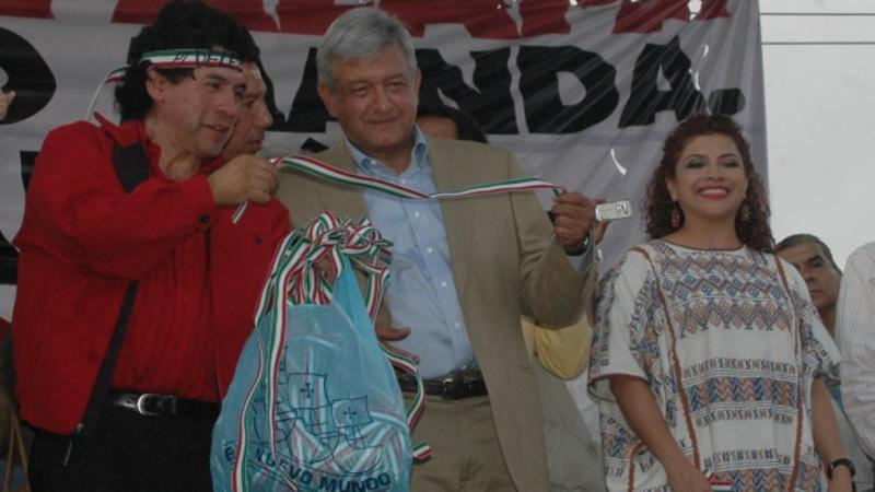 Juanito y AMLO