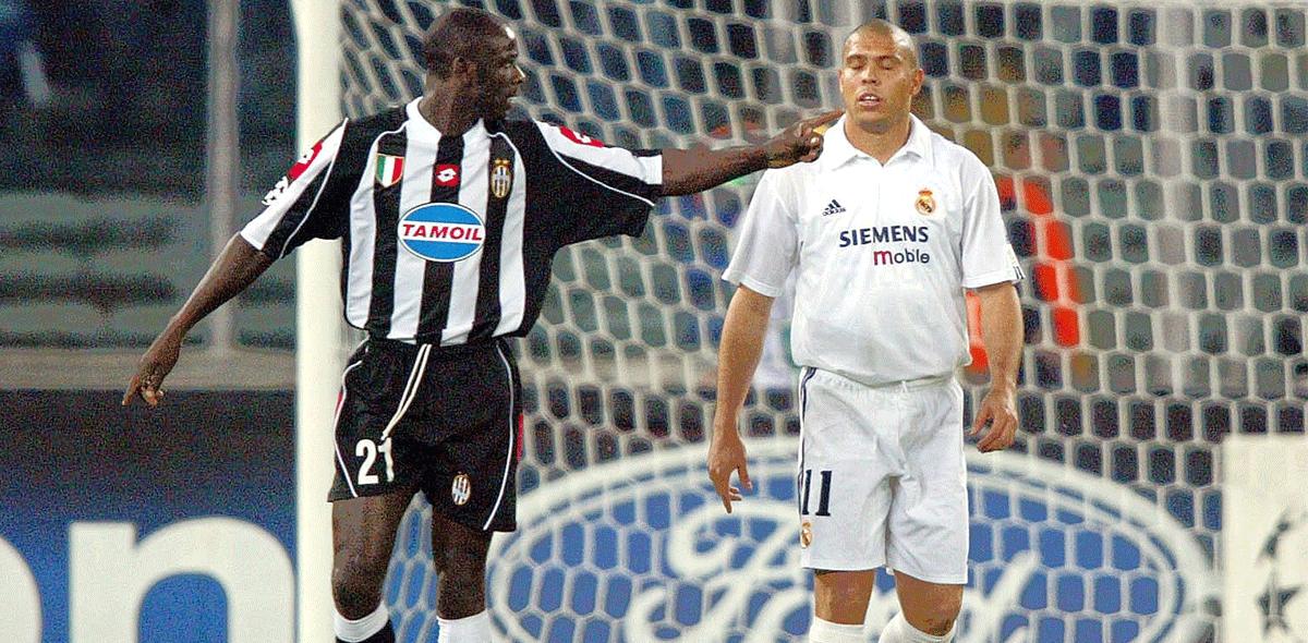 Real Madrid contra la Juventus