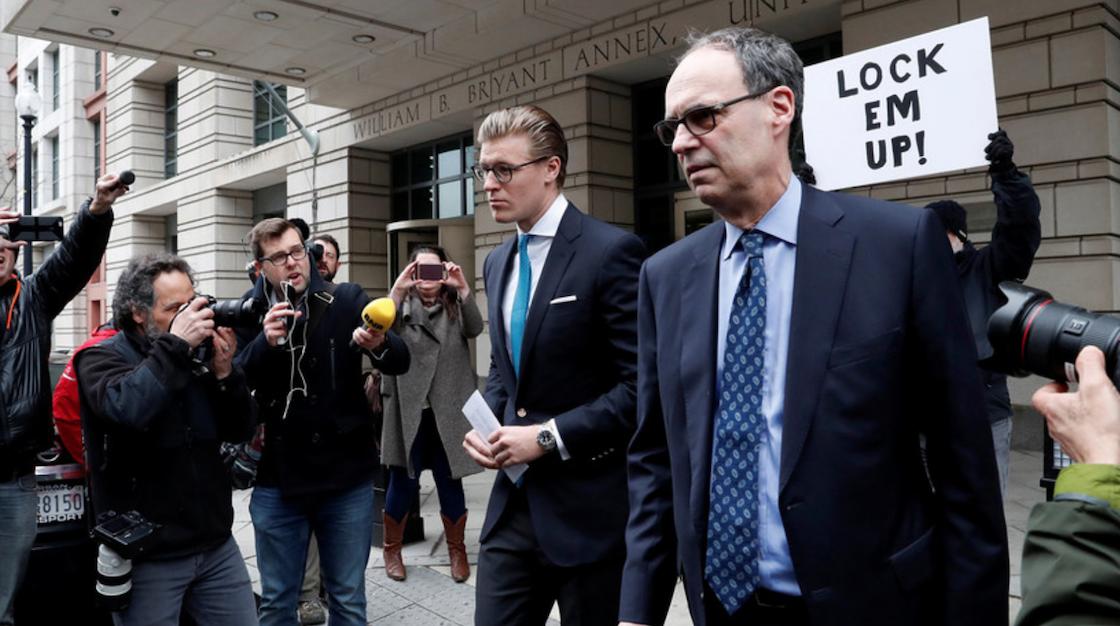 Alex van der Zwaan Rusiagate investigación Donald Trump