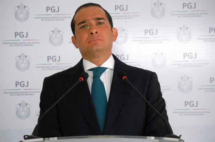 Luis Ángel Bravo, ex fiscal de Javier Duarte