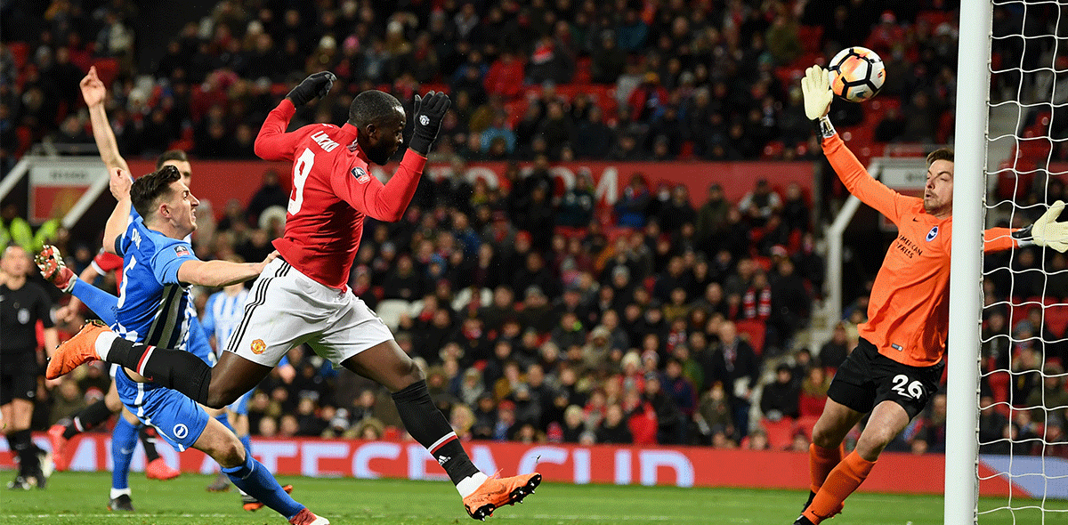 Manchester United y Romelu Lukaku