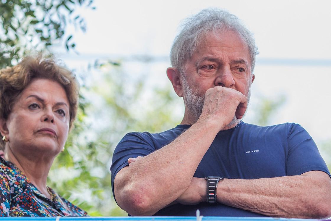 Lula da Silva continuará su candidatura según Dilma Roussef