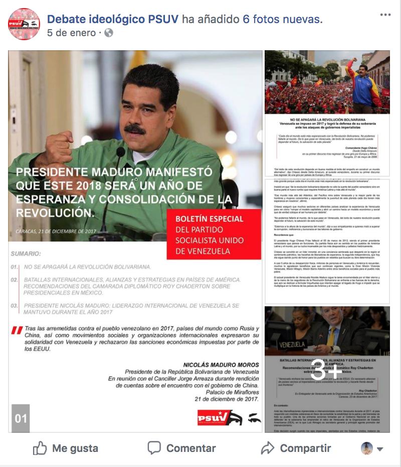 Nicolás Maduro falso apoyo a AMLO