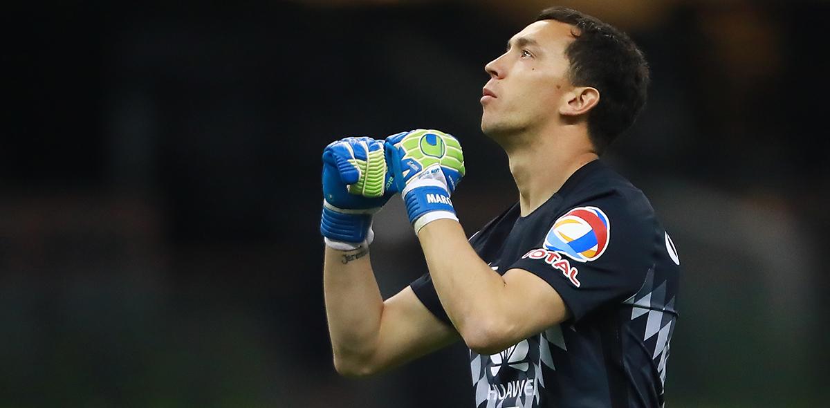 Marchesín Boca Juniors América
