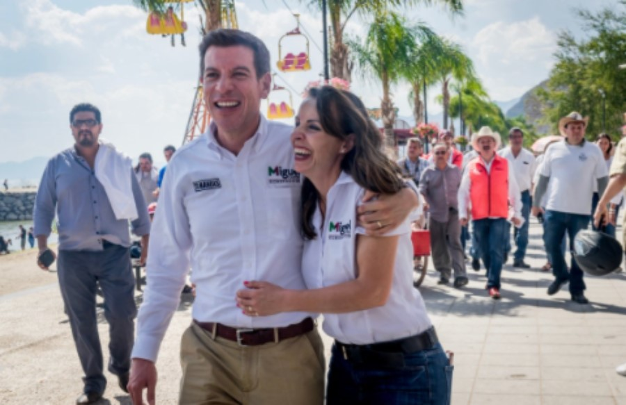 Miguel Castro, candidato del PRI a gubernatura de Jalisco
