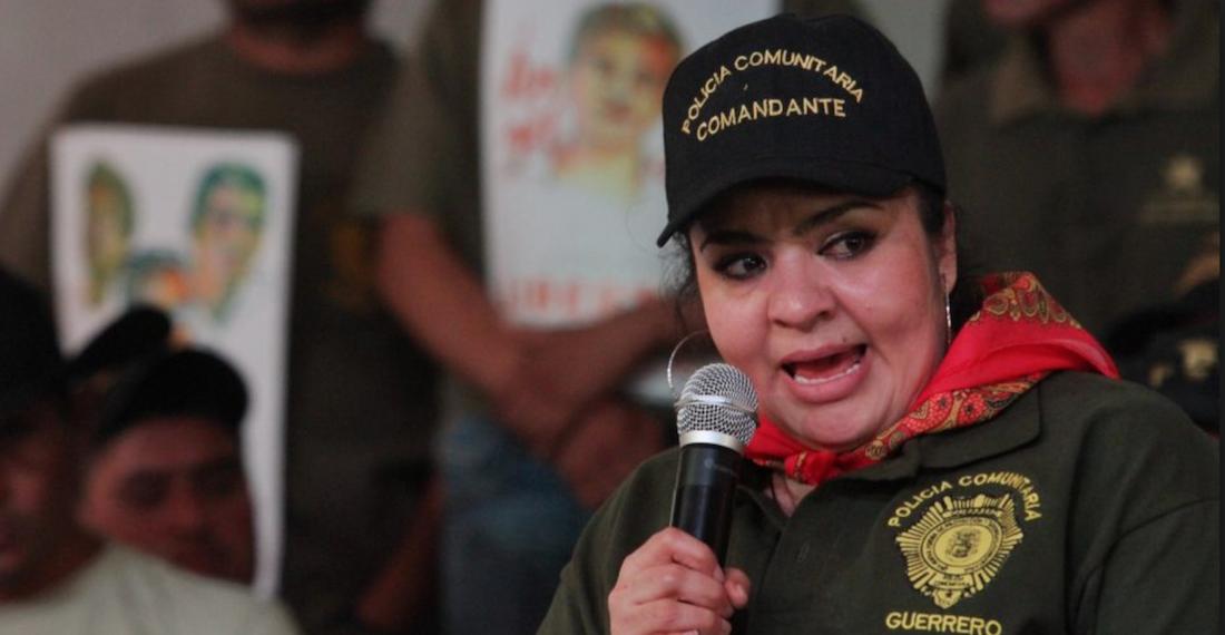 Nestora Salgado Olinalá Guerrero