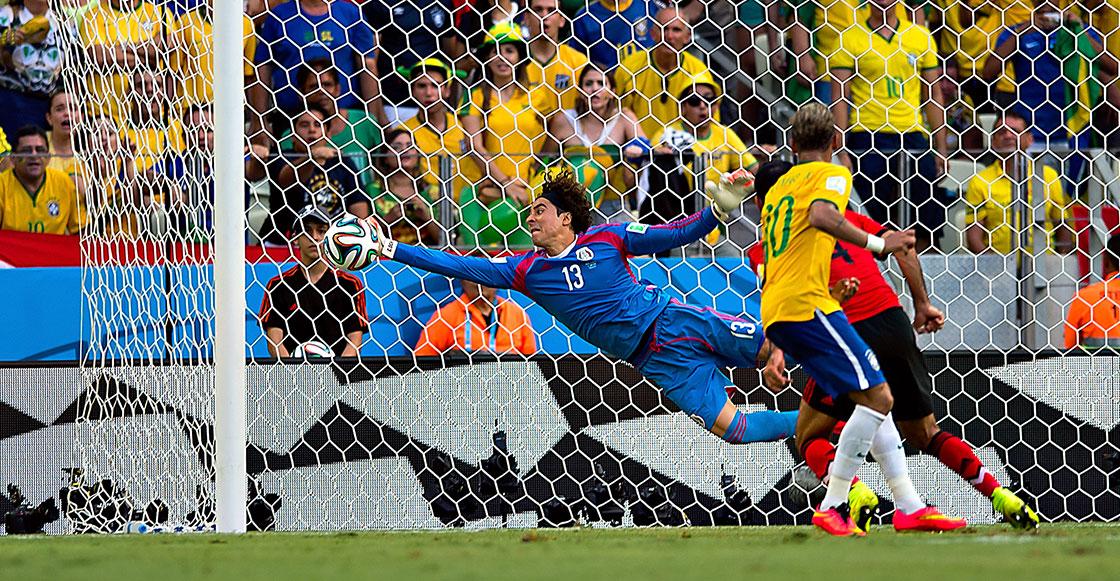 Ochoa vs Brasil