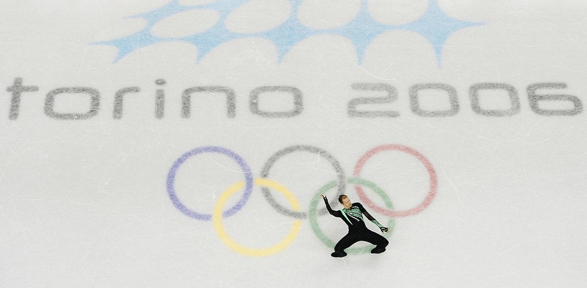 Olímpicos en Turín 2006