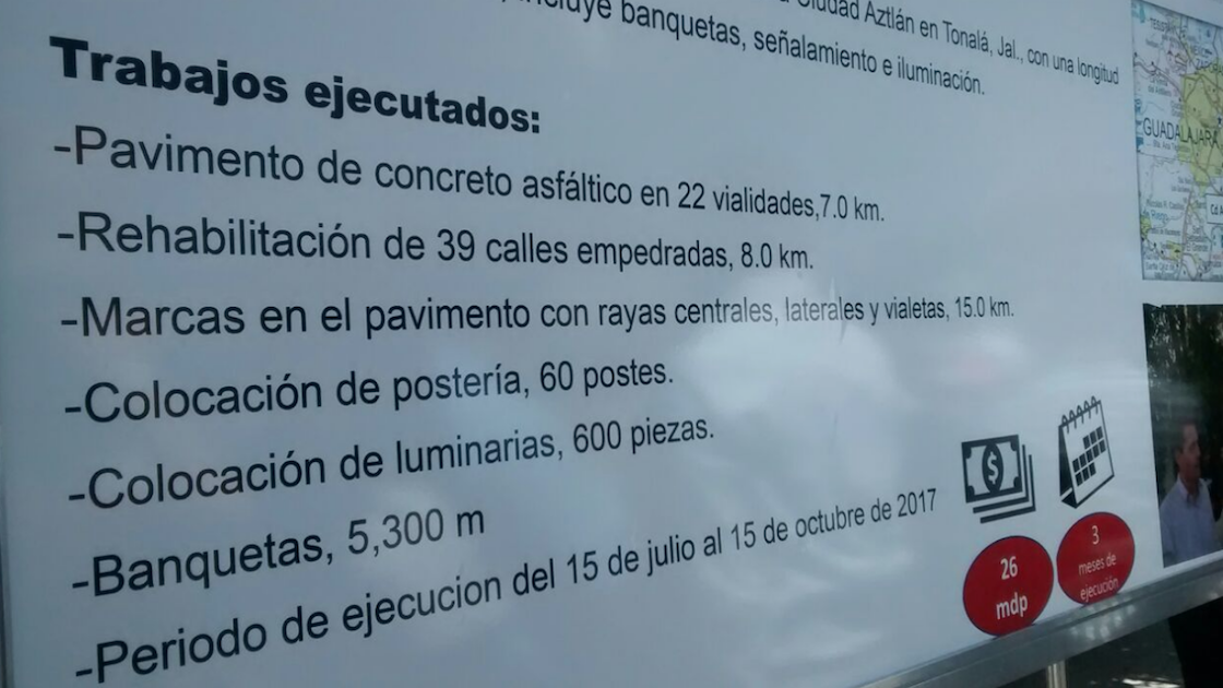 Plaza EPN ciudad Aztlán