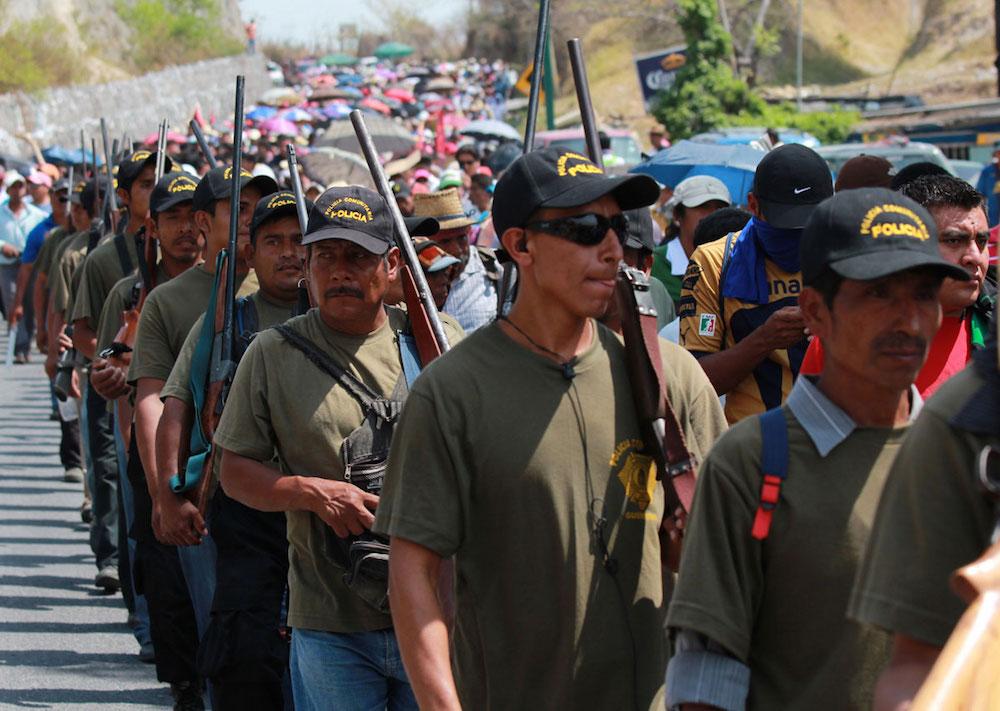 Policía Comunitaria Guerrero