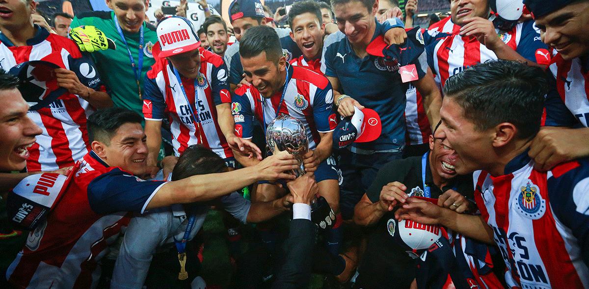 Premios jugadores Chivas