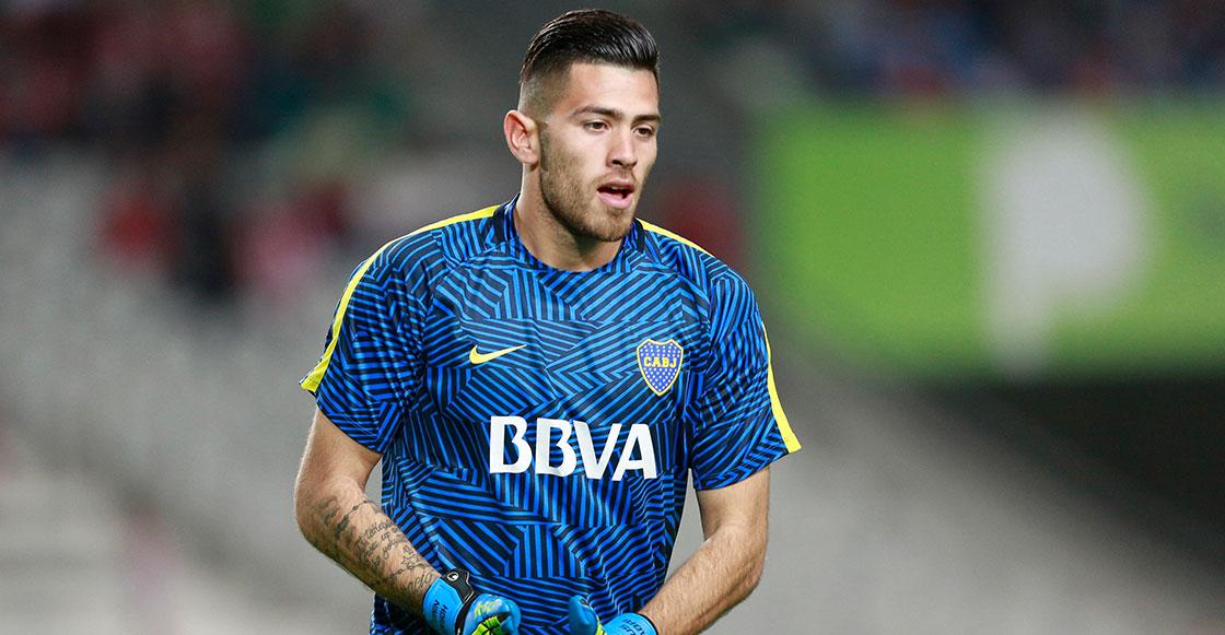 Agustin Rossi Boca Juniors