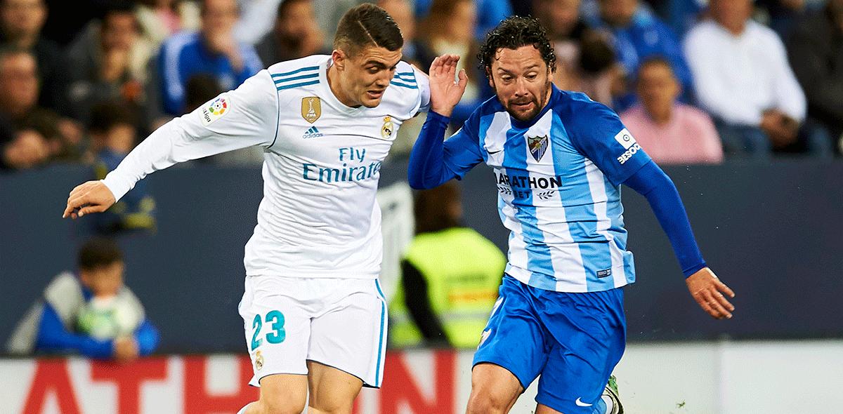 Real Madrid Málaga