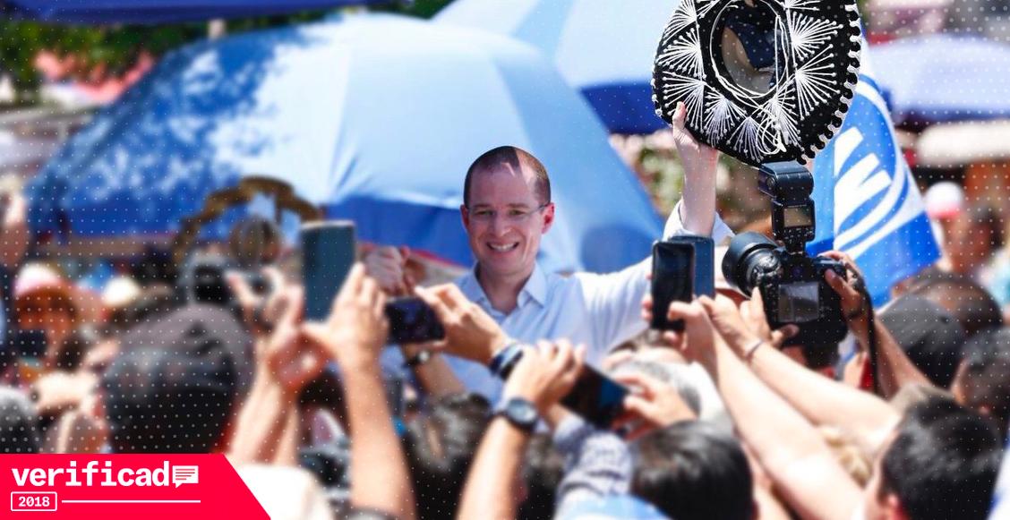 Ricardo Anaya encuestas elecciones 2018