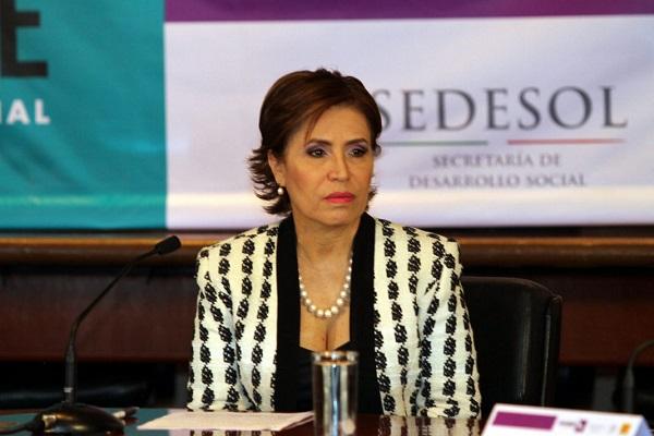 Rosario Robles Sedesol