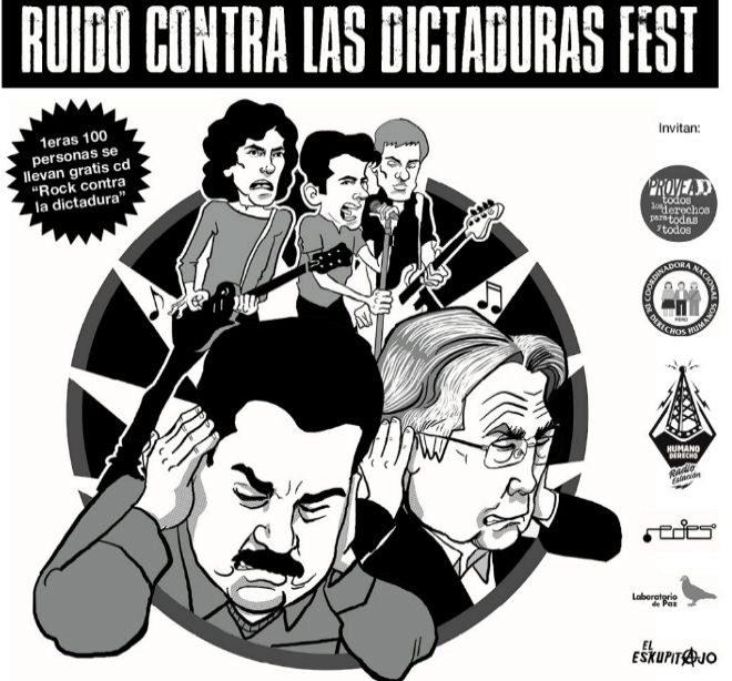 Ruido contra las dictaduras fest