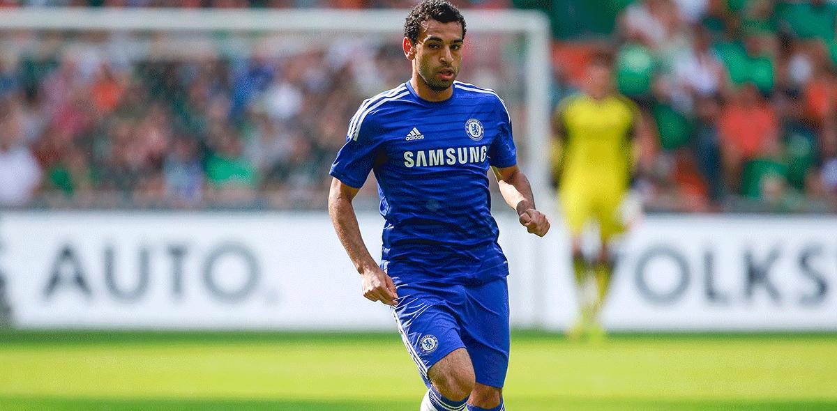 Salah en el Chelsea