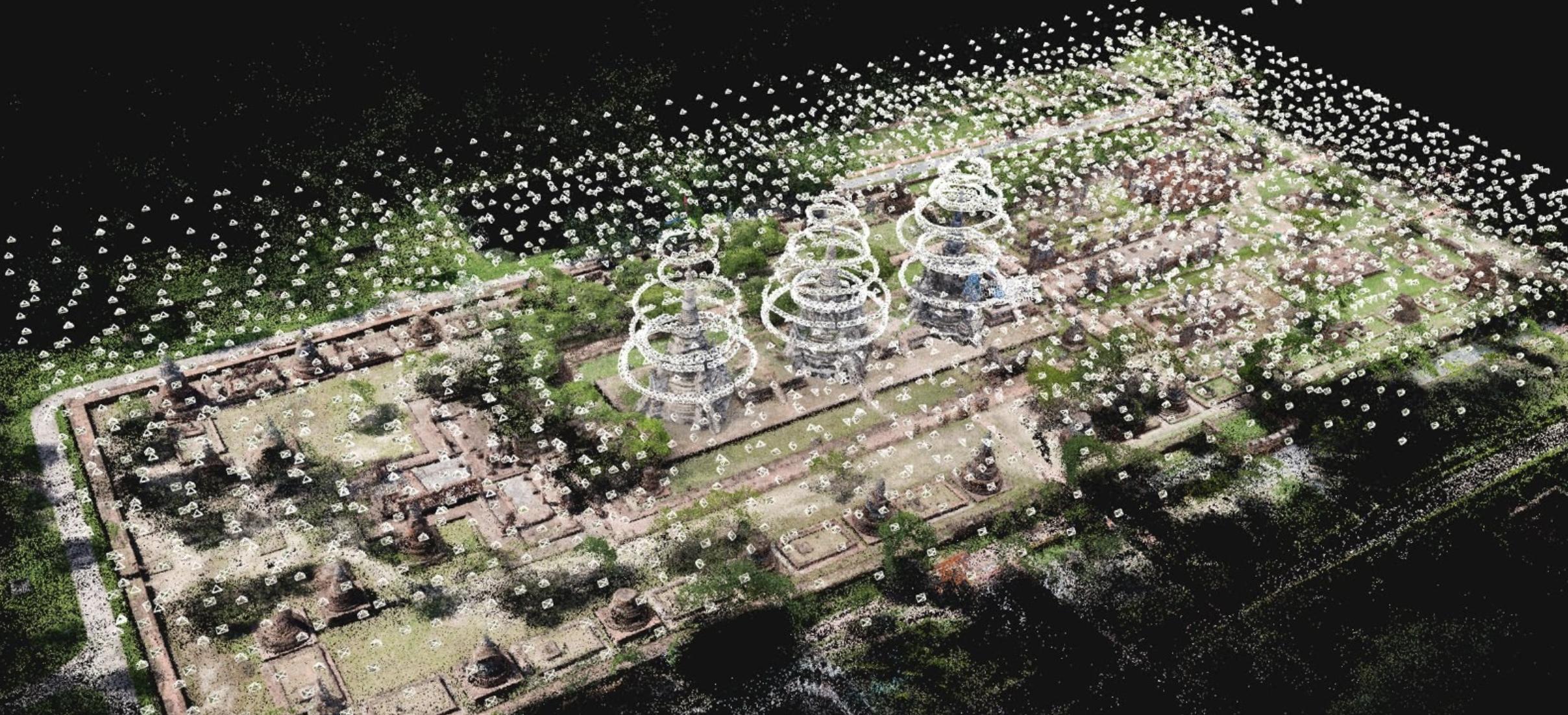 Google y CyArk trabajan para la restauración y difusión de las maravillas del mundo