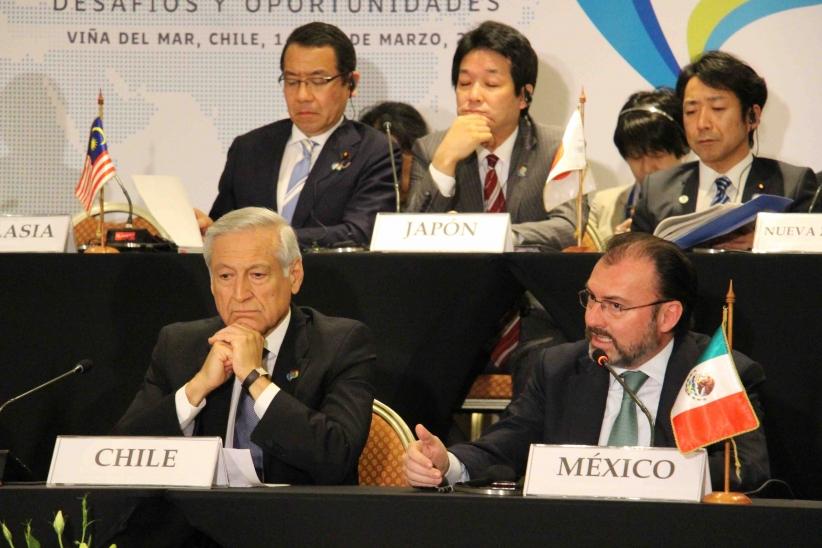 Tratado Integral y Progresista de Asociación Transpacífico en Chile
