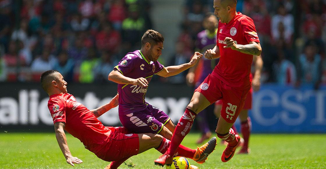 Veracruz Toluca Liga Mx