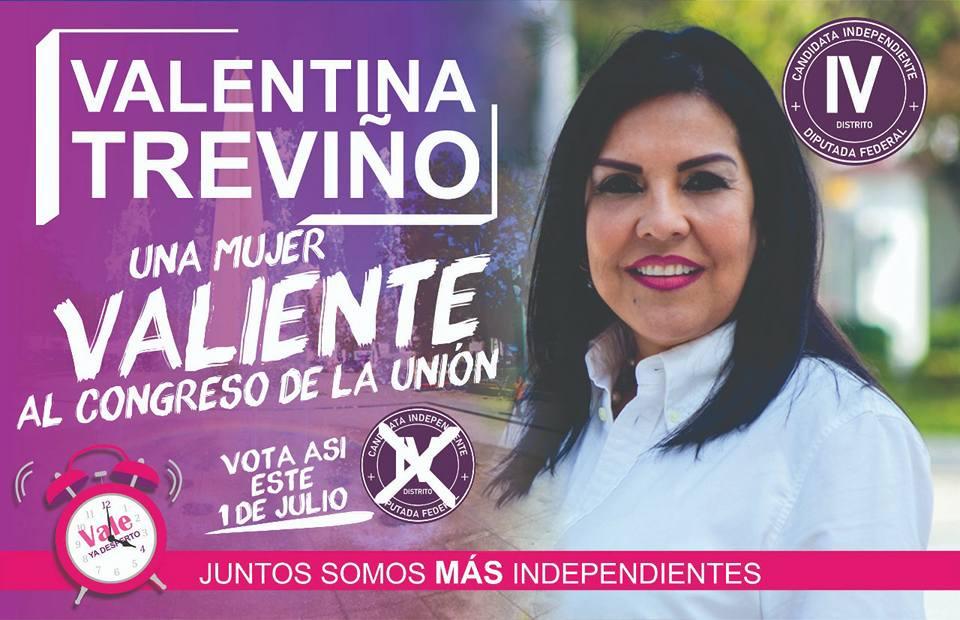 Valentina Treviño
