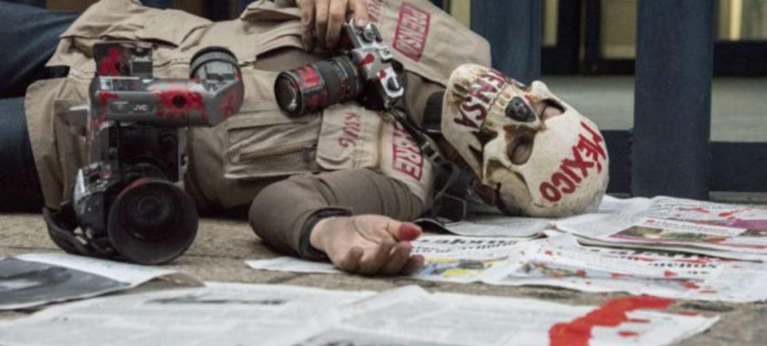 violencia contra periodistas en México