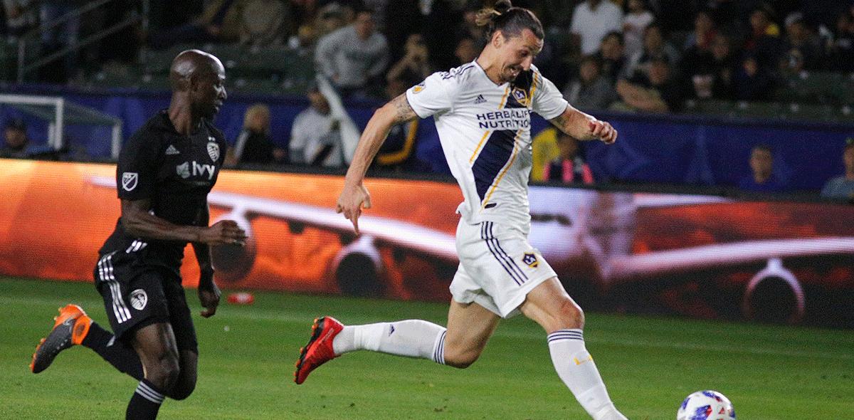 Zlatan Ibrahimovic 2018