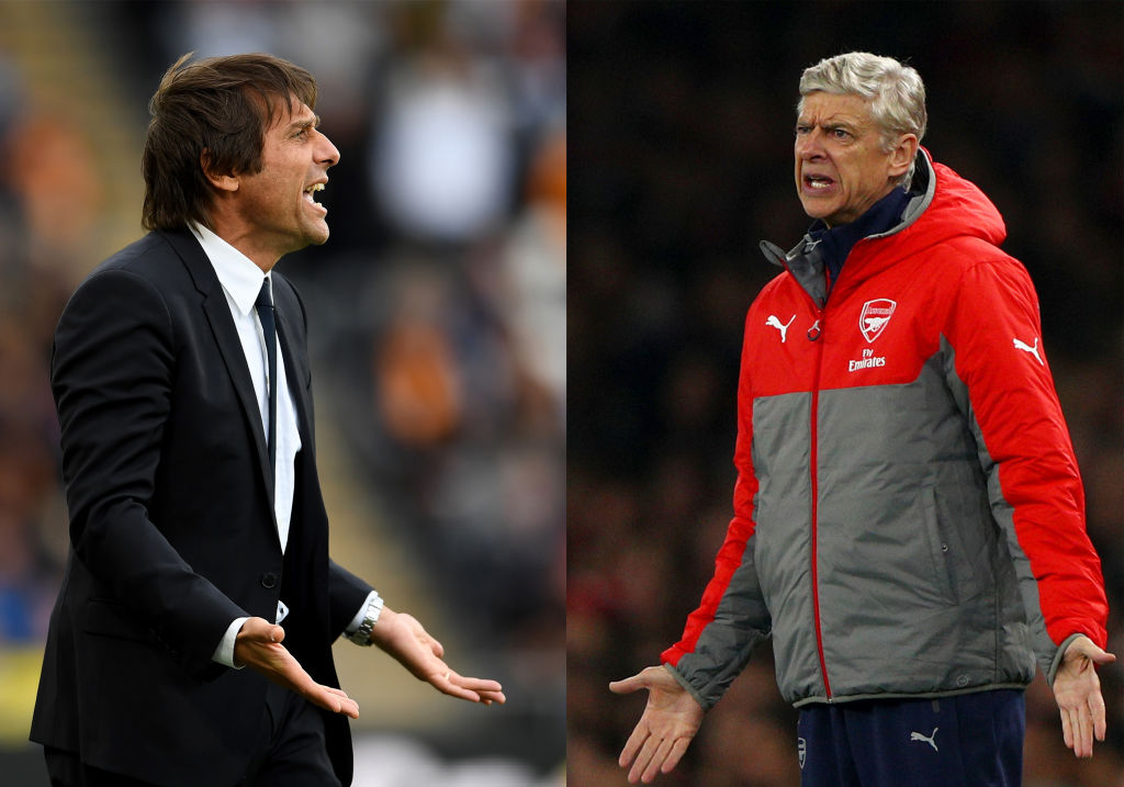 Premier-League-Antonio-Conte-Arsene-Wenger